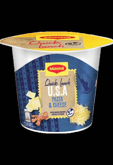 Quick Lunch Around The World - U.S.A.