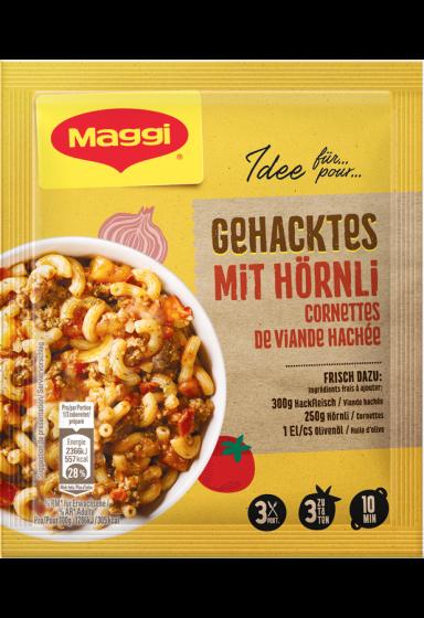 MAGGI MIX - Gehacktes mit Hörnli
